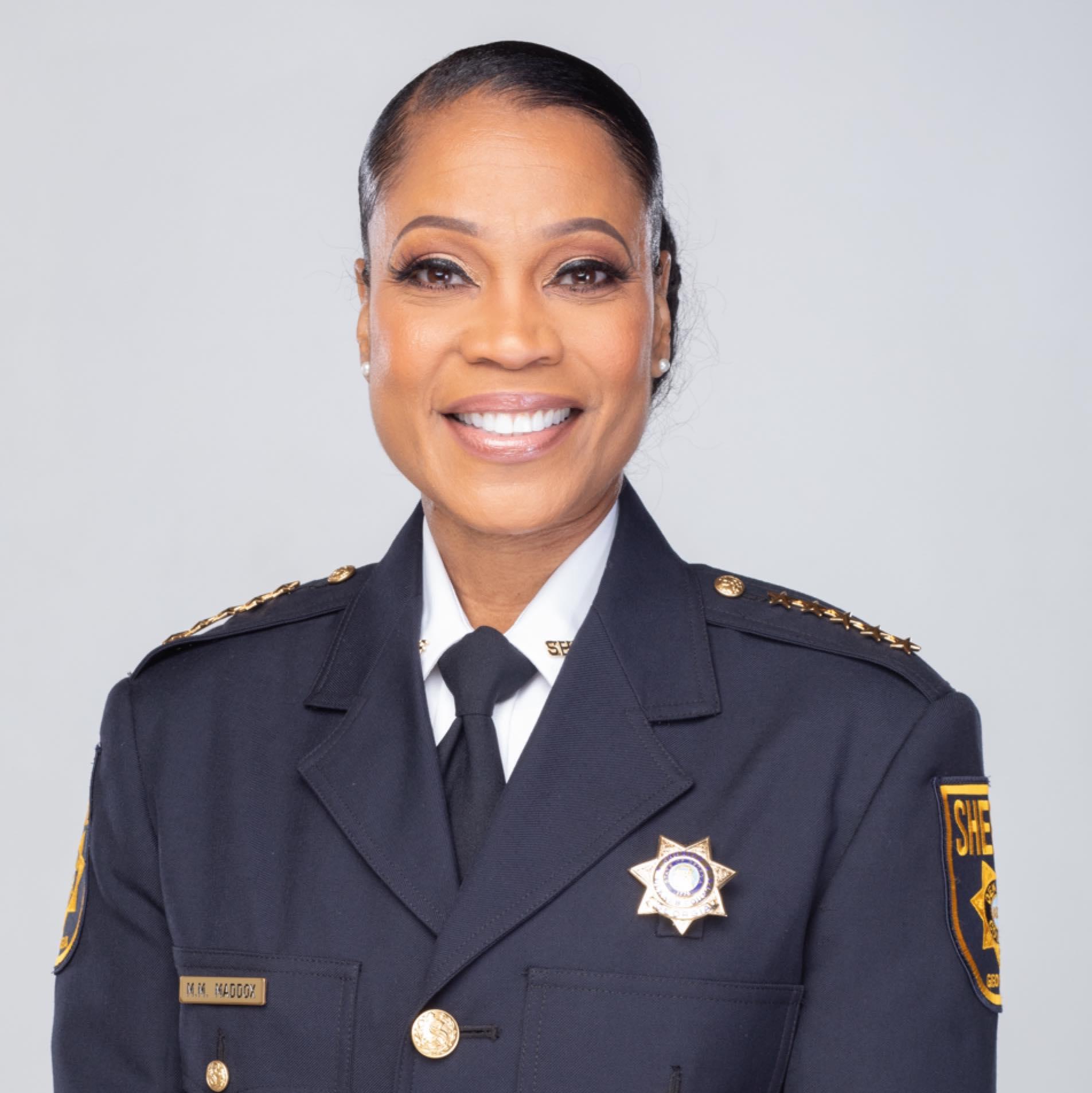 Sheriff Melody M. Maddox